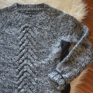 Elizabeth and James Sweaters - Elizabeth and James Wool Blend Sweater